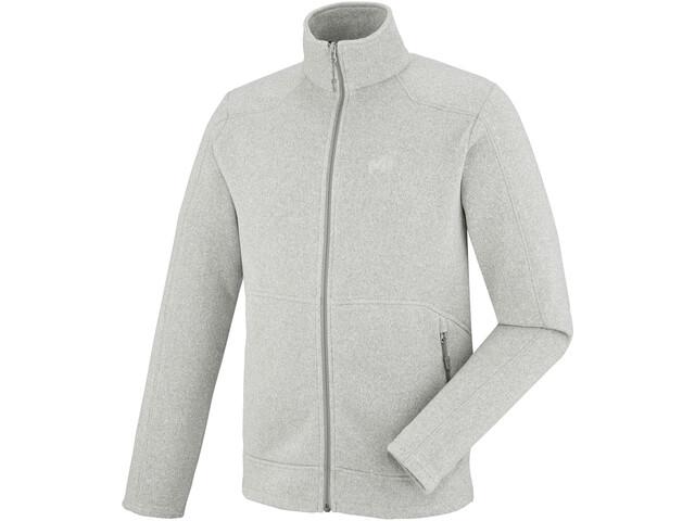 save off 1b910 a34e6 Millet Hickory Fleece Jacket Men metal grey
